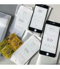 Iphone ucun keyfiyetli 5D şuşe qoruyucu