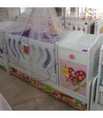 Uşaqlar üçün transformer yataq