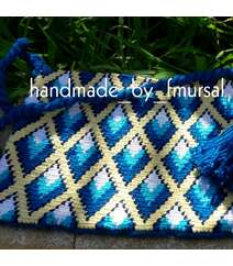 Toxunma Wayuu çanta