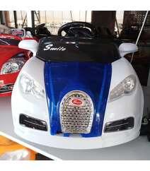 Uşaqlar üçün Bugatti maşını