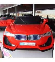 Uşaqlar üçün BMW maşını