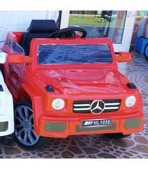 Uşaqlar üçün Mercedes GL maşını