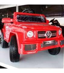 Uşaqlar üçün Mercedes maşını