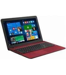 "Noutbuk Asus D540YA-XO432D 15.6""/E1-7010/2GB/500GB/DOS Red"