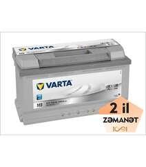 VARTA H3 Silver Dynamic 100 Ah R+