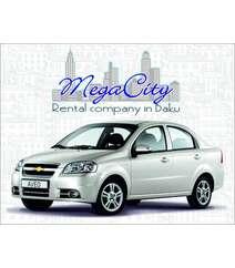 İcarə Chevrolet Aveo