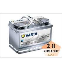 VARTA AGM E39 70 Ah R+ Silver Dynamic