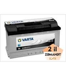 VARTA F6 Black Dynamic 90 Ah R+