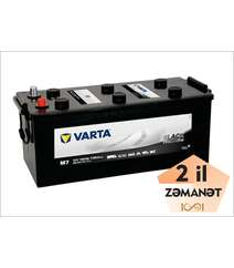 VARTA M7 180 AH Promotive Black