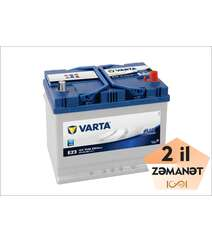 VARTA E23 70 AH R+ Blue Dynamic