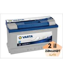VARTA G3 95 AH R+ Blue Dynamic