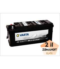 VARTA J10 135 AH Promotive Black
