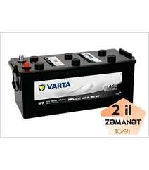 VARTA M7 180 AH Promotive Black
