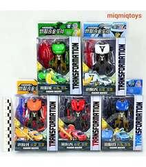 Mini Dəmir Transformerlər
