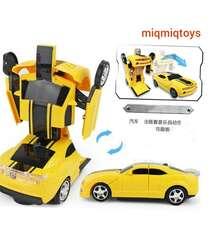 Maşın Transformer Robotu