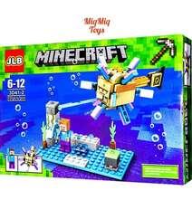 """Konstruktor Minecraft """"Sualtı Dünyası"""""""