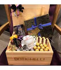 Exclusive BOTICHELLI