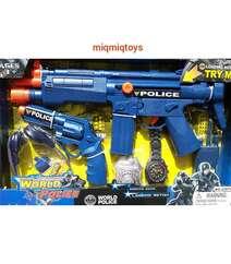 Polis Dəsti silahlar
