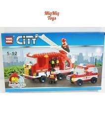 """Konstruktor """"Yangın Söndürən Maşın"""" Lego"""