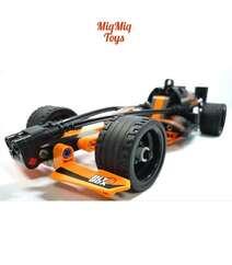 Orange-Qara Yarış Avtomobili