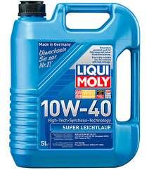 LIQUI MOLY 10W-40 SUPER LEICHTLAUF 5L