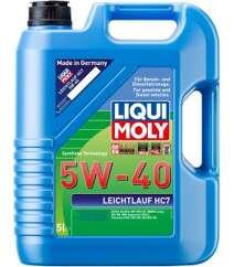 LIQUI MOLY - LEICHTLAUF HC7 5W-40 5L
