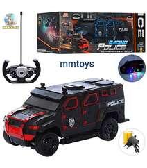 Polis Maşını Jeep
