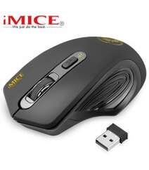 Simsiz 2000DPI Ayarlanabilir USB 3.0 Alıcı Optik Kompüter Mous