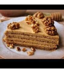 Qozlu tort
