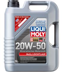 Mühərrik yağı MoS2 Leichtlauf 20W-50
