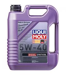 Mühərrik yağı Diesel Synthoil 5W-40
