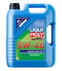 Mühərrik yağı Leichtlauf HC7 5W-40