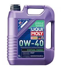 Mühərrik yağı Synthoil Energy 0W-40