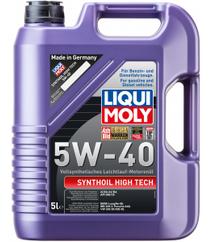 Mühərrik yağı Synthoil High Tech 5W-40