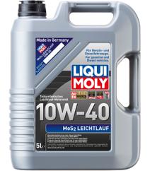 Mühərrik yağı MoS2 Leichtlauf Super Motoroil 10W-40