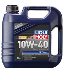 Mühərrik yağı Optimal 10W-40