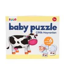 Baby Puzzle – Ferma Heyvanları