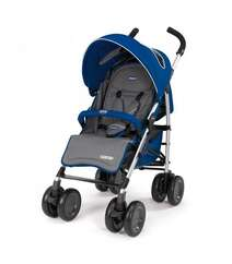 Chicco Прогулочная коляска MULTIWAY EVO BLUE/RED