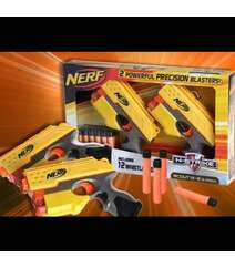 Nerf 2 Powerful Precision Blaster