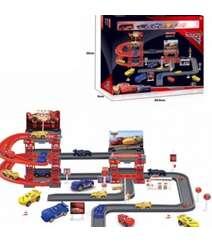 Racing 3 Parking Garage