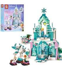 Princess Elsa Frozen Buz evi