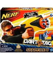 Nerf Dart Tag Snapfire 8+