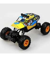 4WD Rock Crawler four wheel Quatro Waterproof .