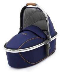 Люлька Egg Carrycot Regal Navy и Mirror Frame