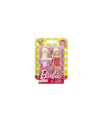 Кукла MATTEL BARBIE COMPLETE PLAY MINI DOLL