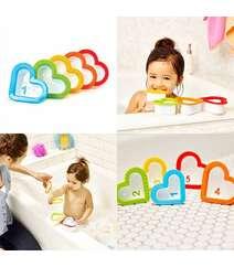 Munchkin Игрушка для ванной Сердечки