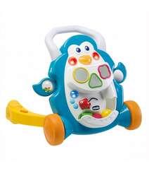 "Chicco Игрушка-каталка на колесиках ""Пингвин"""