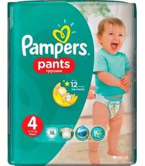 Подгузники-трусики Pants Maxi (9-14 кг), 30 шт.