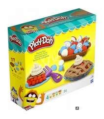 "Play-Doh набор пластилина ""Ягодные тарталетки"" 4 банки"