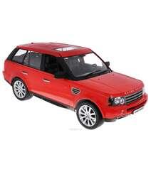 Rastar Радиоуправляемая модель Range Rover Sport цвет красный масштаб 1:14